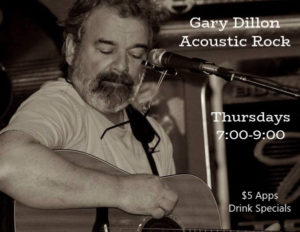 Gary Dillon Acoustic Rock